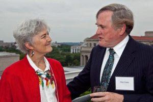Nancy Folbre and Dan Crane